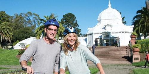 Golden Gate Park: Self-Guided Bike Tour