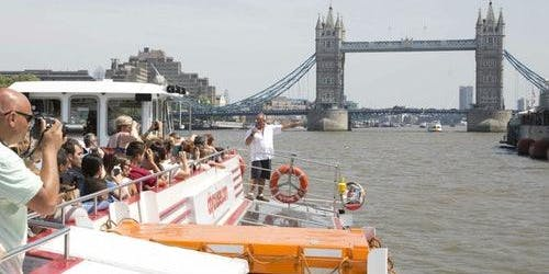 Hop-on Hop-Off River Cruise 24H + Tower Bridge Exhibition