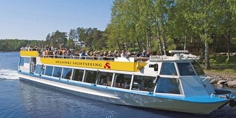 Beautiful Canal Route Helsinki tickets