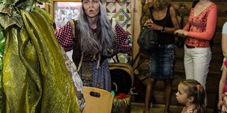 The Hut and Bell Tower of Baba Yaga tickets