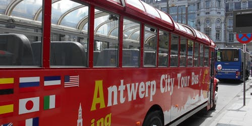 Antwerp City Tour Bus