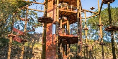 Coral Crater Park: Adventure Tower