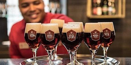Bruges Beer Experience + Beer Tasting tickets