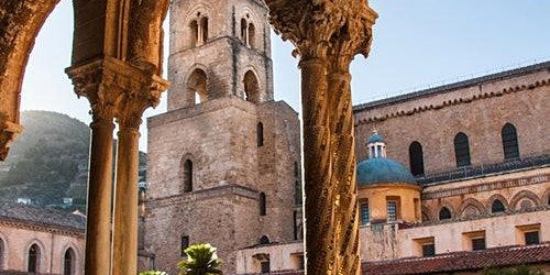 Cloister of Monreale: Audio Guide