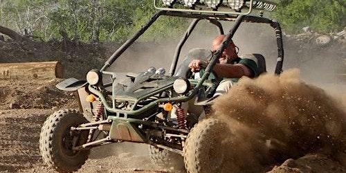 Coral Crater Park: Zipline & ATV Off-Road Adventure