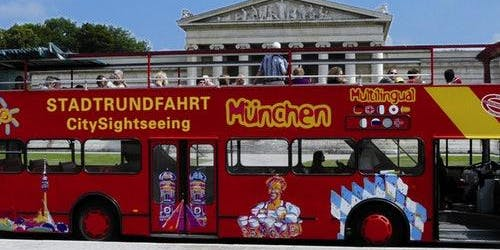 Hop-on Hop-off Bus Munich