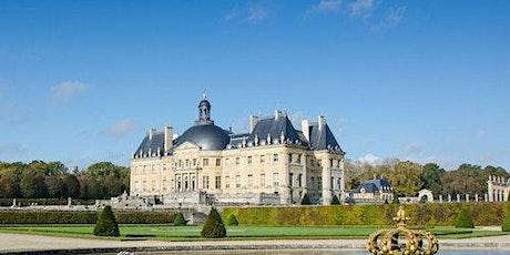 Château de Vaux-le-Vicomte + Audio Guide tickets