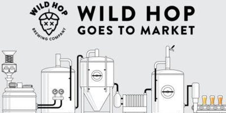 Wild Hop Goes to Market tickets