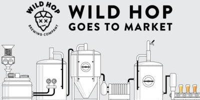 Wild Hop Goes to Market