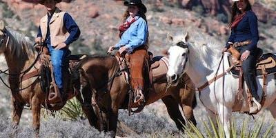 Ol' Spanish Trail Horseback Ride + Lunch