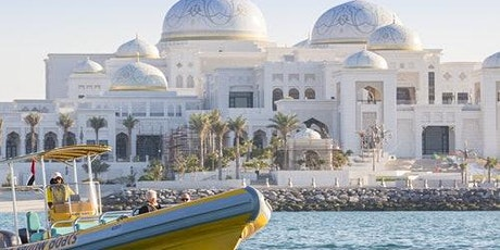 The Yellow Boats: 90-minute Abu Dhabi Tour tickets
