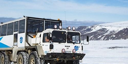Fjords and Into the Glacier