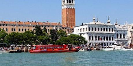 Leonardo da Vinci Museum Venice + Hop-On Hop-Off Boat biglietti