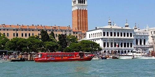 Leonardo da Vinci Museum Venice + Hop-On Hop-Off Boat