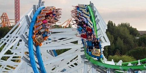 Six Flags Magic Mountain: Skip The Line