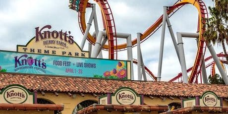 Knott's Berry Farm: Skip The Line tickets