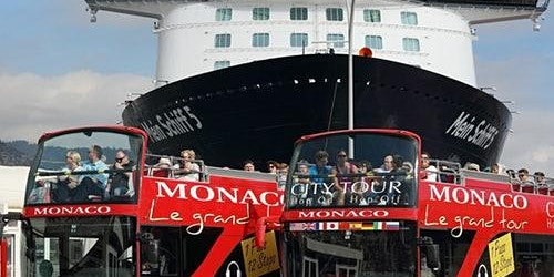 Hop-on Hop-off Bus Monaco