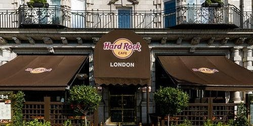 Hard Rock Cafe London - Old Park Lane
