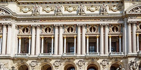 Opéra Garnier: Guided Visit in English tickets