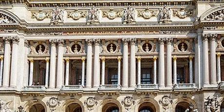 Opéra Garnier: Guided Visit in English billets