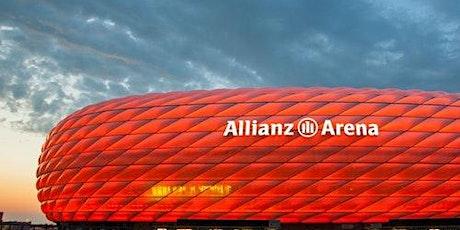 Allianz Arena Tour (Home of Bayern Munich) tickets