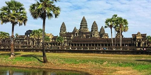 Angkor Wat: Private Full Day Guided Visit