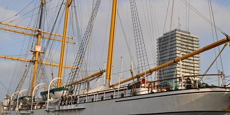 Sail Ship Mercator tickets