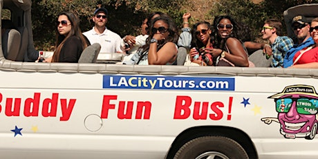 Hollywood Celebrity Homes: Open Top Bus Tour tickets