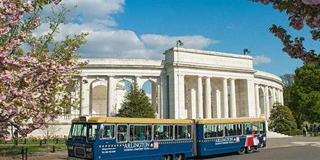 Arlington National Cemetery: Hop-on Hop-off Trolley tickets