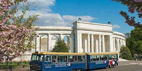 Arlington National Cemetery: Hop-on Hop-off Trolley
