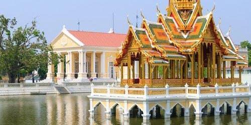 Ayutthaya: Full Day Guided Tour from Bangkok