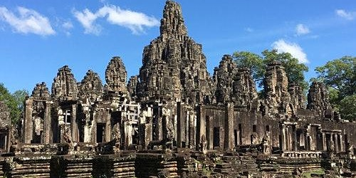 Angkor Wat: Sunset Private Half Day Guided Tour