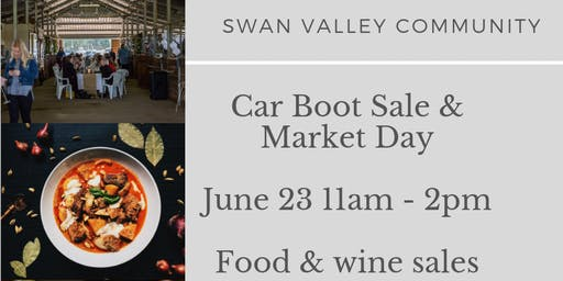 Swan Valley Car Boot Sale & Market Day