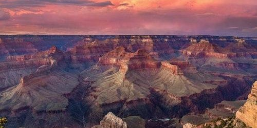 Grand Canyon National Park: South Rim Tour from Las Vegas