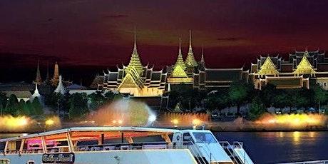 Chao Phraya Princess Dinner Cruise tickets