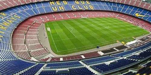 Camp Nou: Guided Tour
