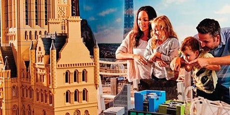 LEGOLAND® Discovery Centre Manchester tickets