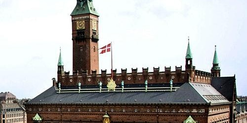 Copenhagen City Hall: Guided Tour in English