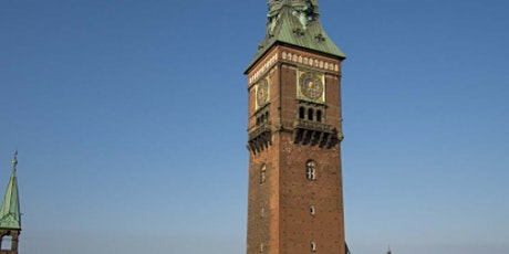 Copenhagen City Hall: Tower Tour tickets
