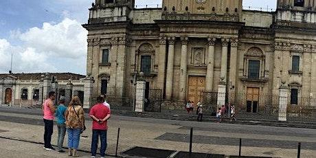 Guatemala City Walking Tour entradas