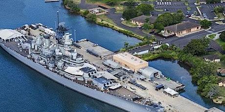 WWII Pearl Harbor Heroes Adventure tickets