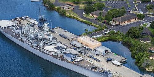 WWII Pearl Harbor Heroes Adventure