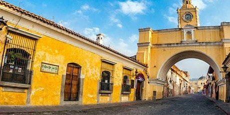 Antigua Guatemala Walking Tour entradas