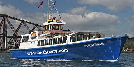 The Three Bridges & Inchcolm Island Cruise tickets