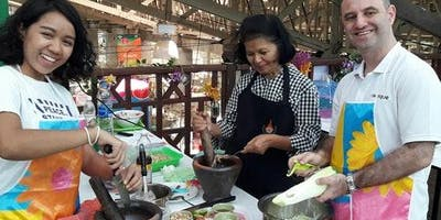 Half Day Cooking Class & Market Tour
