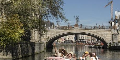 Guided Boat Tour through Historical Ghent tickets