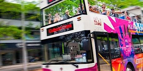 Hop-on Hop-off Bus Kuala Lumpur tickets