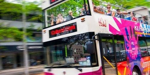 Hop-on Hop-off Bus Kuala Lumpur