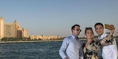 Dubai Ferry: Dubai Marina Roundtrip