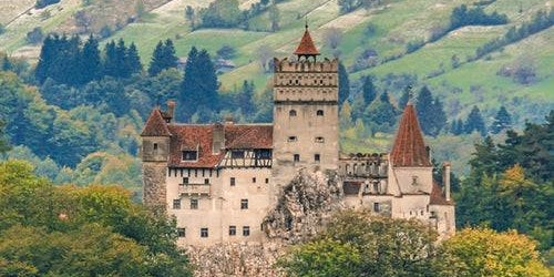 Bran Castle & Peleș Castle from Bucharest
